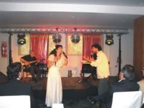 Presentación de la canción Estrella de los Andes