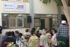 Inauguraci�n de las delegaciones de PAMI y ANSES en Pocito