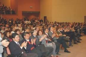 Apertura del V Congreso de Administración Pública
