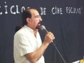 El diputado provincial Juan Carlos Salvadó participó en representación del legislador nacional Juan Carlos Gioja, presidente de la Biblioteca Popular Sur