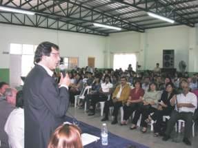 El Vicegobernador José Rubén Uñac destaca la política del gobierno provincial de capacitar para la inserción laboral