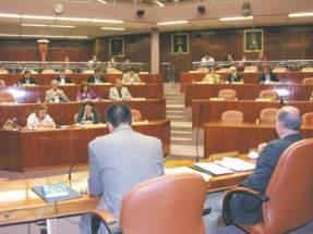 Legisladores integrantes de la Sala Acusadora