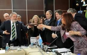 Reunión Bilateral Argentina-Brasil