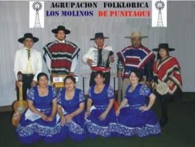 """De la Región de Coquimbo llega el conjunto de danzas """"Los Molinos"""""""