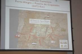 Presentación del Corredor Bioceánico y el Túnel de Agua Negra