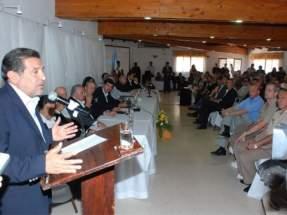 El gobernador de La Rioja, Luis Beder Herrera destacó la presencia de sus pares de provincias vitivinícolas