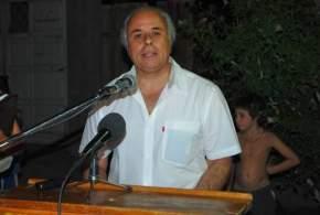 El Intendente Marcelo Lima destaca el plan de obras de mejoramiento del alumbrado público en diferentes zonas del departamento