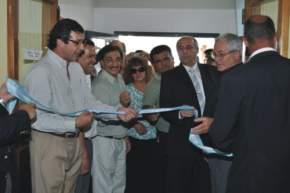 Inauguran la sucursal de 'San Juan Servicios' en Angaco del Banco San Juan