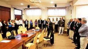 Reunión en Córdoba de autoridades mineras de todo el país, encabezada por Jorge Mayoral