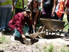Estudiantes de Jáchal participaron de la Jornada Ambiental
