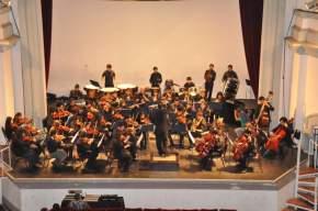 Orquesta Filarmónica La Antena, de la Región de Coquimbo