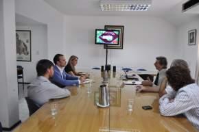 Los representantes de Avangreen están interesados en desarrollar la energía fotovoltaica