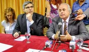 El Intendente de la Ciudad de San Juan, Marcelo Lima y el Ministro de Desarrollo Humano, Daniel Molina presentaron la campaña para la Inclusión de Personas con Discapacidad
