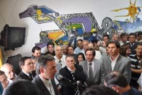 Habla el ministro de Gobierno, Carlos Adrián Cuevas