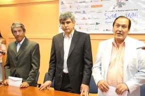 Habla el subsecretario de Deportes redesignado, Juan José Chica
