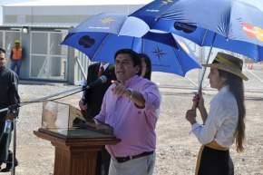 Habla el gerente de Asuntos Corporativos de Barrick, Dr. Julio Claudeville