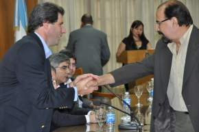 Firmaron Convenios con los Municipios de 25 de Mayo, San Martín, Pocito, Rawson, Sarmiento Albardón y Caucete para el inicio de las Guarderías de Cosecha