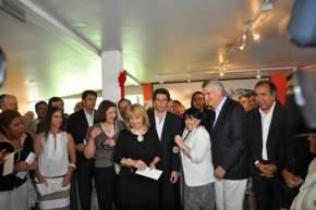 Ratificadas en sus cargos: la arquitecta Zulma Invernizzi en la Secretaría de Cultura, y Mónica Arturo en la Dirección de Acción Cultural