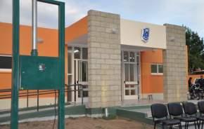 Nuevo edificio de la Seccional Decimoprimera de Policía, en el departamento 9 de Julio