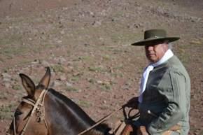 Marcelo Lima, intendente de la Ciudad de San Juan, es el coordinador de los cruces de Los Andes