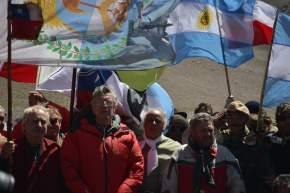 La integración argentina-chilena se vive con la misma pasión que tuvieron San Martín y O'Higgins