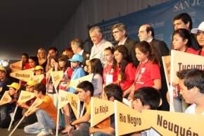 1.300 Niños de todo el país participan del I congreso Nacional y VI Provincial de Niños, Niñas y Adolescentes