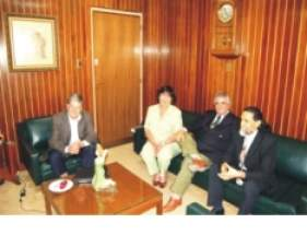 Comision Derechos Humanos con Rago Gallo-home