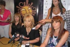 La secretaria de Cultura, Zulma Invenizzi anuncia la convocatoria al concurso