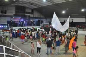 Realizaron distintas actividades en el Cierre de Alto Verano Inclusivo 2013