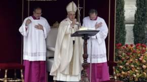 Francisco en la historia: proclama santos a dos papas juntos, Juan XXIII y Juan Pablo II