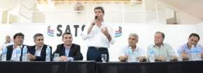 Gobernador Sergio Uñac