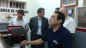 """Proyecto estructurador """"Fortalecimiento Proveedores Mineros Locales: Grupo Asociativo Metalmecánico de San Juan"""""""