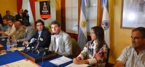 El gobernador Sergio Uñac agradeció a todos los sectores que están trabajando para la realización de esta competencia en suelo sanjuanino