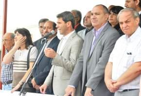 Habla el gobernador Sergio Uñac