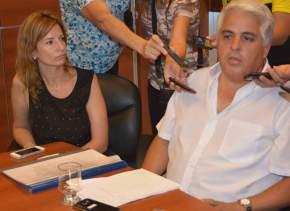 El ministro Díaz Cano efectuó declaraciones
