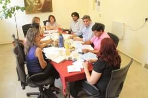 """Trabajan en el acondicionamiento para la habilitación de la Residencia de Adultos Mayores """"Eva Duarte de Perón"""""""