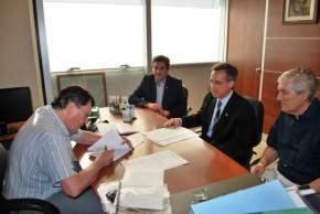 Firma de convenio entre la Secretaría de Estado de Ciencia, Tecnología e Innovación y la Universidad Católica de Cuyo