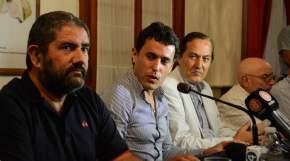 Dirige la palabra el secretario de Estado de Deportes, Jorge Chica