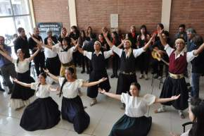 """Presentación de la """"Misa Criolla y Cantar de los Oficios"""""""