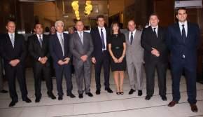 La comisión de interior recibe al gobernador Sergio Uñac