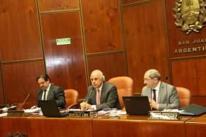 Presidió la 1ª sesión del periodo ordinario el vicegobernador Marcelo Lima