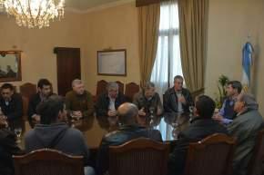 Los dirigentes locales arman una lista Unidad para la Liga Sanjuanina de Fútbol