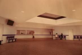 Proyecto del futuro Hospital San Roque