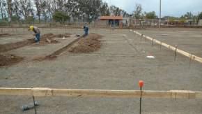 Comenzaron con las obras, la construcción tiene un plazo de ejecución de 36 meses