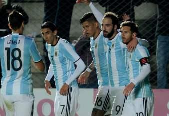 selecci�n argentina
