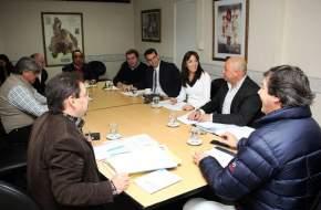 Reunión de la Comisión de Labor Parlamentaria