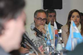 Subsecretario de Tránsito y Transporte de la Provincia de San Juan, Ariel Palma