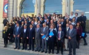 Consejo Federal de Seguridad Vial, con la presencia de 21 provincias y autoridades de la Secretaría de Transporte de la Nación y de la Agencia Nacional de Seguridad Vial (ANSV)