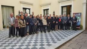 El encuentro se realizó en la Casa de San Juan en Buenos Aires