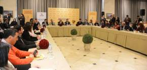 El encuentro se desarrolló en dependencias del Centro Cívico